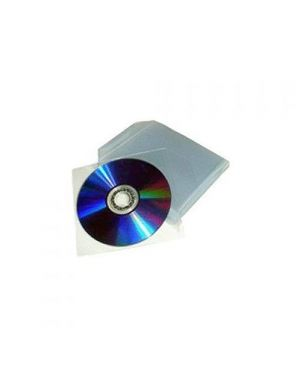Bustine cd - dvd conf.100 trasparenti Prodotti Bulk 920135  920135