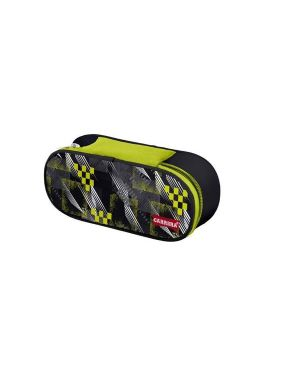 Astuccio ovale speed nero Carrera C566  C566