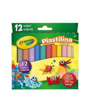 plastilina colori ass.ti Crayola 57-2012 71662572013 57-2012