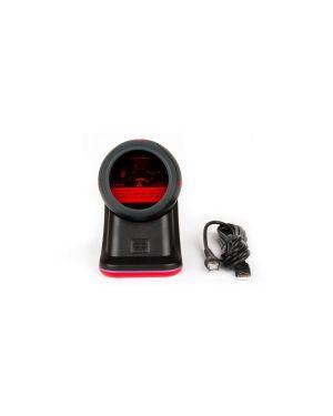 Barcode scanner laser 1d 360° aut Hamlet HBCS1D360 8000130592675 HBCS1D360
