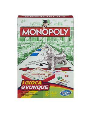 Travel monopoly Hasbro B1002103 5010994867645 B1002103