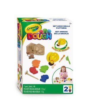 Pasta model-set amici fattoria Crayola A1-1965 628165719652 A1-1965
