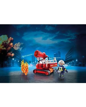 Robot dei vigili del fuoco PlayMobil 9467 4008789094674 9467 by No