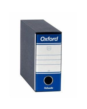 Registratore oxford g81 blu Esselte 390781050 8004157741054 390781050 by Esselte
