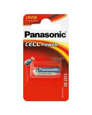 Micropila lrv08 alcalina 12v panasonic C300008 5410853057345 C300008_54871 by Panasonic