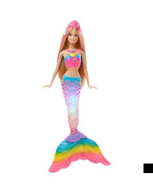 Sirena arcobaleno Mattel DHC40 887961207651 DHC40 by No