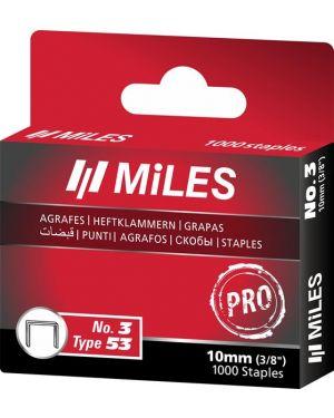 punti nr 3-10mm tp5525 - 5592 Miles 6020 8901057901017 6020