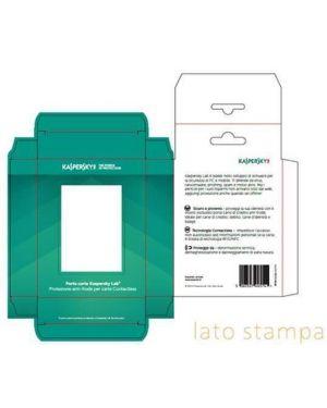 Kaspersky privacy cardholder Kaspersky KL1511T8ZZS 5060527445741 KL1511T8ZZS by No