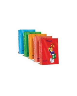 Carta lecirque a4 160gr 250fg assortito in 5 colori forti A74X314_55510