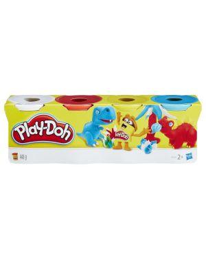 Pld 4 vasetti Play-Doh B5517EU4 5010994947033 B5517EU4