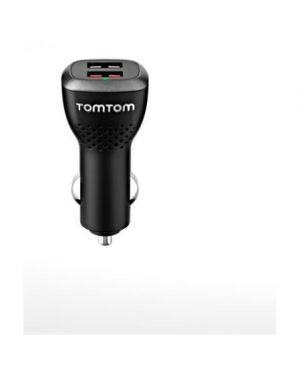 Dual car charger Tom Tom 9UJC_001_01 636926070508 9UJC_001_01