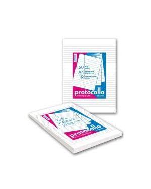 Fogli protocollo 60 gr. bco Blasetti 1286 8007758015319 1286