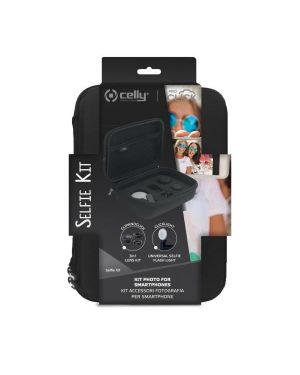 Flashlight lens kit Celly SELFIEKIT 8021735745396 SELFIEKIT