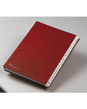 Monitore a - z fraschini formato 24x34cm rosso art. 640-e 640E-ROSSO 8027032017013 640E-ROSSO_56595