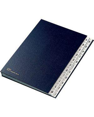 Monitore a/z fraschini formato 24x34cm blu art. 640-d 640D-BLU_56596