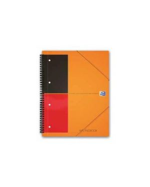 Blocco meetingbook a4  1r Oxford 100104296S 3020120017020 100104296S