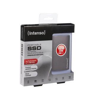 Ssd esterno sata-usb 3.0 128gb Intenso 3823430 4034303025367 3823430