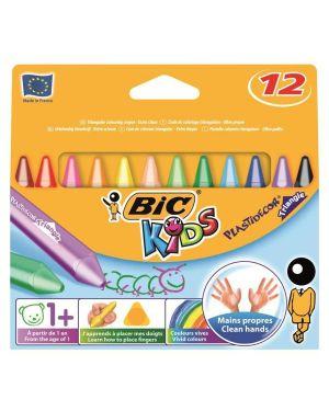 Pastelli bic kids plastidecor t Bic 8297732 3086124000789 8297732-1
