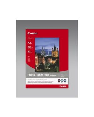 Sg-201 a3 semi glossy photo p. 20f Canon 1686B026AA 4960999405421 1686B026AA