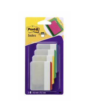 Post-it index strong archivio 24pz Post-it 8322A 51131936195 8322A