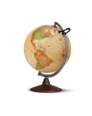 Globo geografico illuminato marco polo Ø 30cm novarico 0330MPANITKMFL4B 8000623000137 0330MPANITKMFL4B_56951