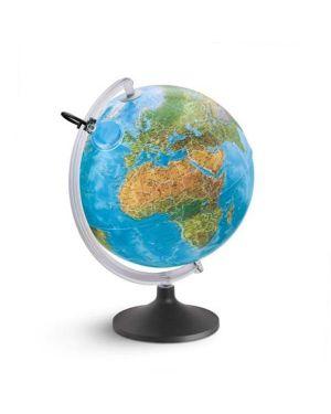 Globo geografico illuminato lumierissimo Ø 30cm novarico 0330LULGITKNTL46 8000623000175 0330LULGITKNTL46_56952 by Nova Rico