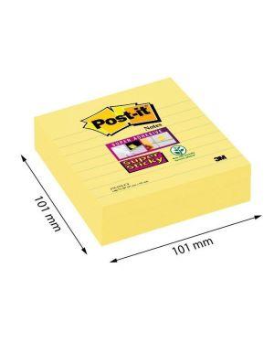 Bloc post-it supstic675-ss3cy-eu Post-it 5074 51141998817 5074
