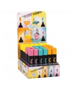 Esp.48 pz  tratto video pastel Tratto 835900  835900