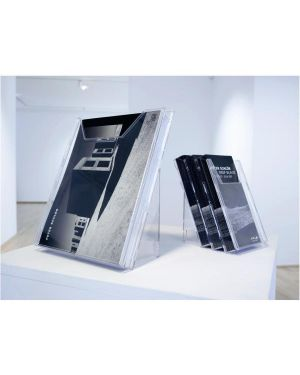 Combiboxx 1 - 3 a4. porta dépliant Durable 8599-19 4005546803456 8599-19 by Durable