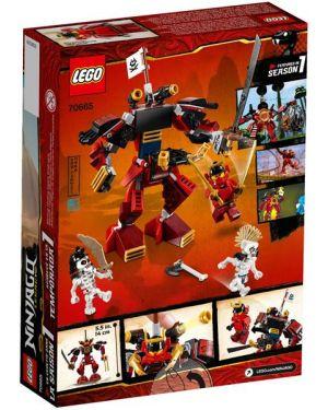 Mech samurai Lego 70665 5702016367355 70665