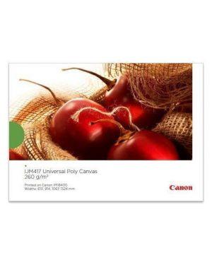 Ijm417 univ.poly canvas 910x30 Canon 2877V073 8713878114923 2877V073 by Canon
