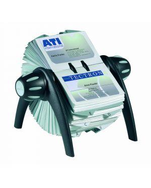 Portabiglietti da visita rotatorio a-z 400 biglietti visifix durable 2417-01 4005546206356 2417-01_57356