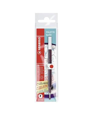 Stabilo palette refill rosso Stabilo 268/040-01 4006381552882 268/040-01 by Stabilo