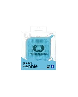 Rockbox pebble speaker sky Fresh 'n Rebel 1RB0500SK 8718734656203 1RB0500SK by No