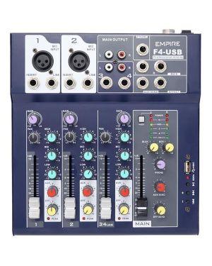Empire edu mixer f4-usb Scuola Kit EMSP.F4USB  EMSP.F4USB