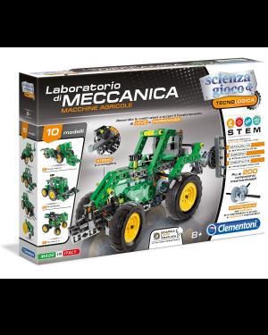 Lab.meccanica - macchine agricole Clementoni 19036B 8005125190362 19036B by No