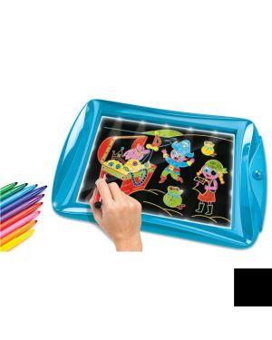 Play creative - lavagna effetti m Clementoni 15265 8005125152650 15265