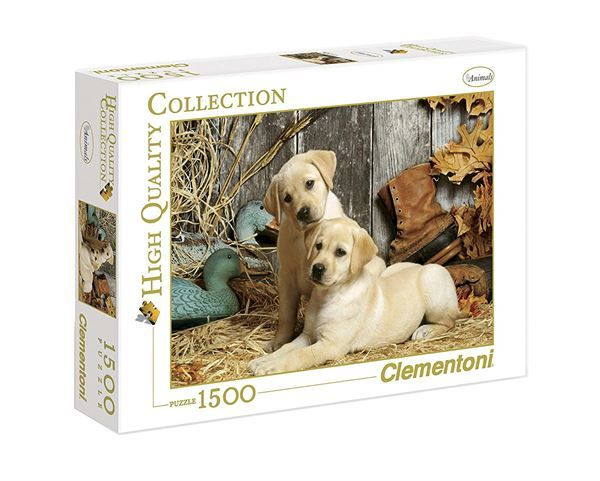 Hunting dogs Clementoni 31976 8005125319763 31976 by No