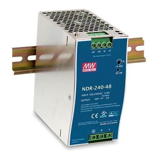 240w universal ac input  -  full D-Link DIS-N240-48 790069437854 DIS-N240-48 by D-link