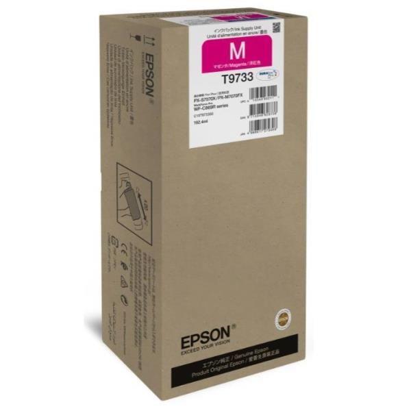 Workforce pro wf-c869r magenta Epson C13T973300 8715946628738 C13T973300 by Epson