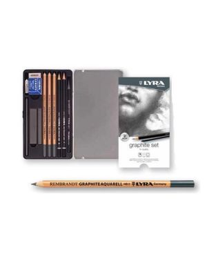 Lyra rembrandt hi quality graphite Canson L2041111 4084900212851 L2041111 by Lyra
