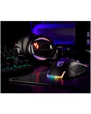 Mouse clutch gm50 wired rgb MSI S12-0400C60-PA3 4719072553623 S12-0400C60-PA3 by No