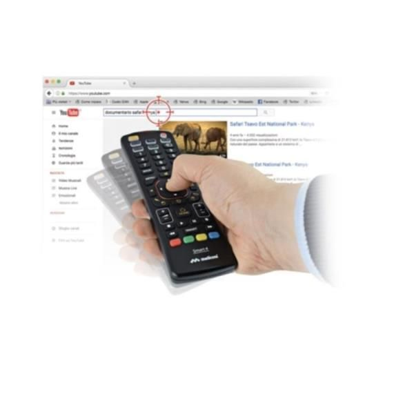 Telecomando smart4 Meliconi 802000 8006023255887 802000 by No