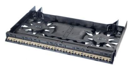 Patch panel ottico con 6 sc duplex Commscope 70331180-12  70331180-12 by No