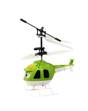 Helicopter green Wonky Monkey WMHELI-310GN 8718924811474 WMHELI-310GN