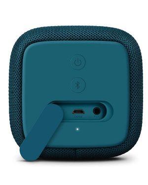 Rockbox bold s speaker petrol blue Fresh 'n Rebel 1RB6000PB 8718734656586 1RB6000PB by No