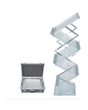 Portadepliant ripiegabile a 5 ripiani a4 zac 1003213 57630 A 1003213_57630 by Studio T