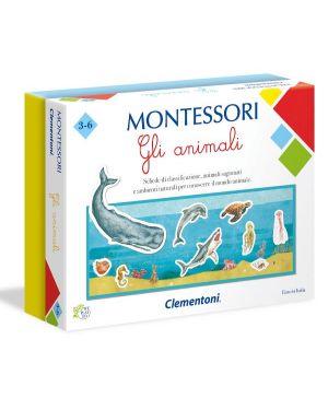 Gli animali Clementoni 16100 8005125161003 16100 by No