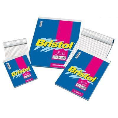 Blocco notes bristol fg.60 a5 5m 1028_58031 by Alplast