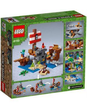 Avventura sul galeone dei pirati Lego 21152 5702016370904 21152